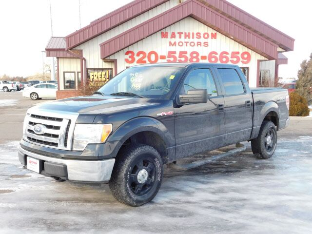 2010 Ford F-150 XLT Clearwater MN