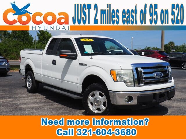 2010 Ford F-150 XLT Cocoa FL