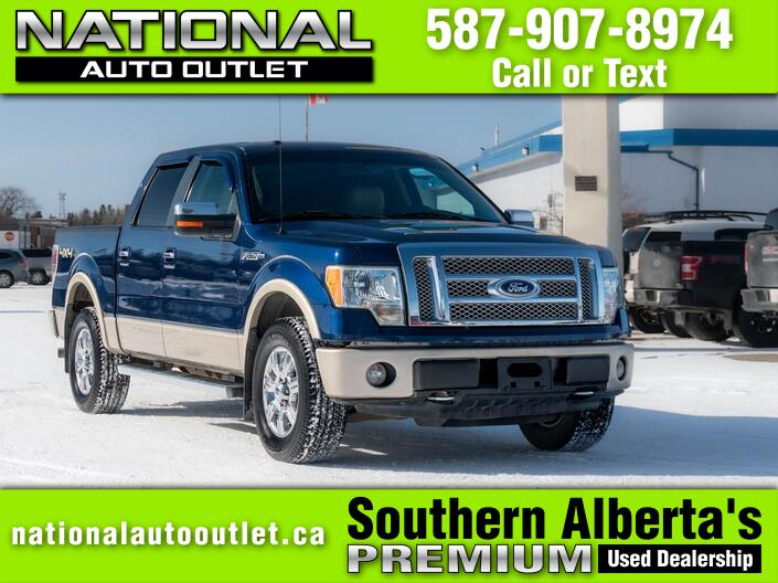 2010 Ford F-150 XLT Lethbridge AB