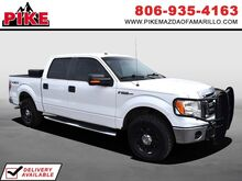 2010_Ford_F-150_XLT_ Pampa TX