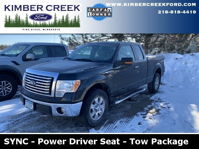 2010 Ford F-150 XLT Pine River MN