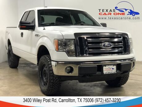 2010 Ford F-150 XLT SUPERCAB 4WD AUTOMATIC BED LINER TOW HITCH APPLE CARPAY ANDR Carrollton TX