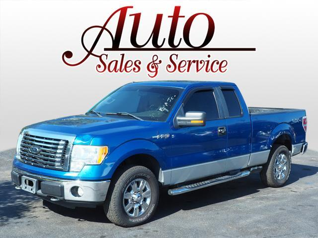2010 Ford F-150 XLT SuperCab 8-ft. Bed 4WD Indianapolis IN