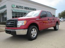 2010_Ford_F-150_XLT SuperCrew 5.5-ft. Bed 2WD ,AM/FM Radio,Air Conditioning,Cloth Seats, Rmote Keyless Entry_ Plano TX