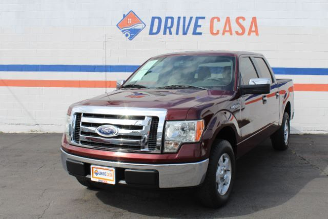 2010 Ford F-150 XLT SuperCrew 5.5-ft. Bed 2WD Dallas TX