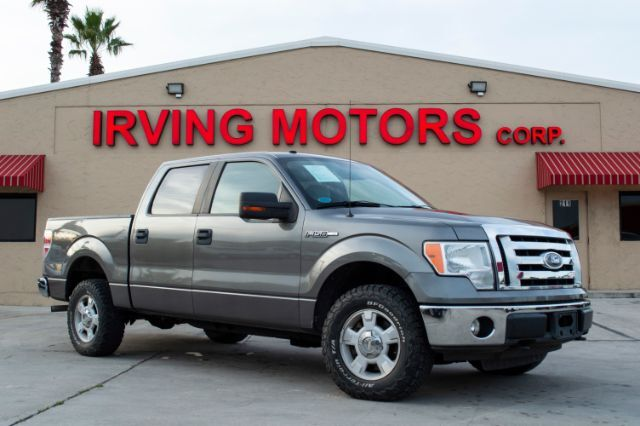2010_Ford_F-150_XLT SuperCrew 5.5-ft. Bed 4WD_ San Antonio TX