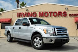 Ford F-150 XLT SuperCrew 5.5-ft 2010