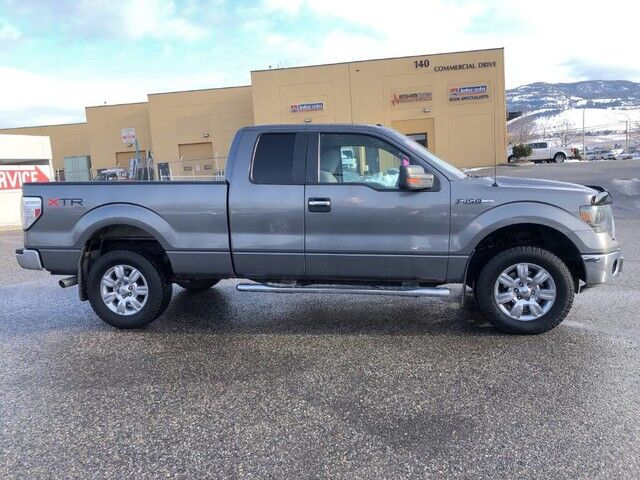 2010 Ford F-150 XLT, Tow Package, Side Step Bars. Kelowna BC