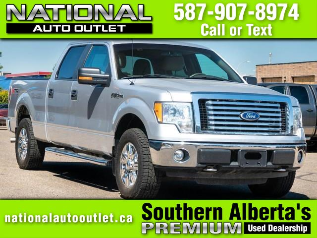 2010 Ford F-150 XLT XTR Lethbridge AB