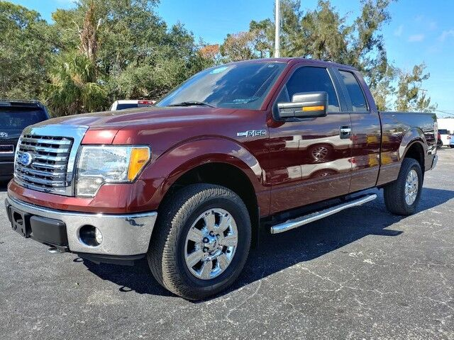 2010_Ford_F-150_XLT_ Fort Myers FL