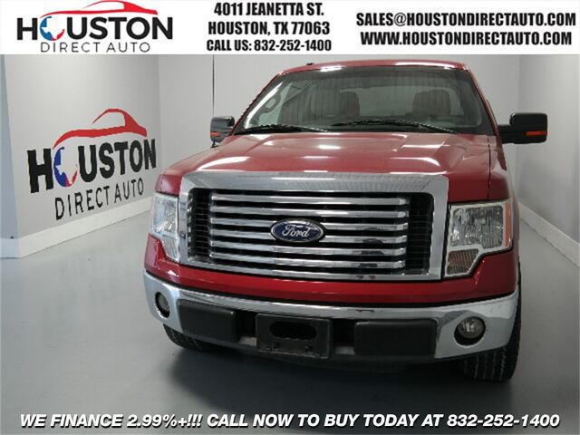 2010 Ford F-150 XLT Houston TX