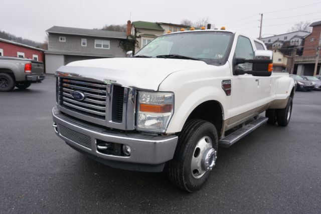 2010 Ford F-350 SD XLT Crew Cab Long Bed DRW 4WD Schuylkill Haven PA