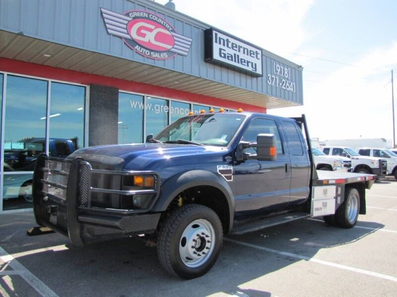 2010 Ford F-550 DRW XL Collinsville OK
