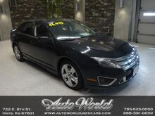 2010_Ford_FUSION AWD SPORT__ Hays KS