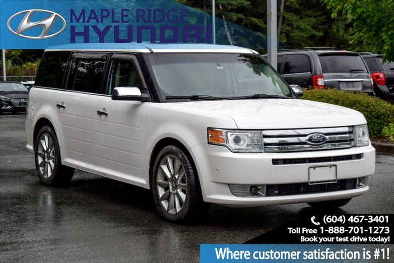 2010 Ford Flex 4dr Limited AWD w/EcoBoost Maple Ridge BC