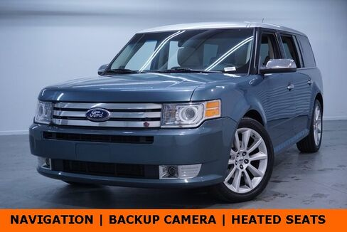 2010_Ford_Flex_Limited_ Gainesville GA