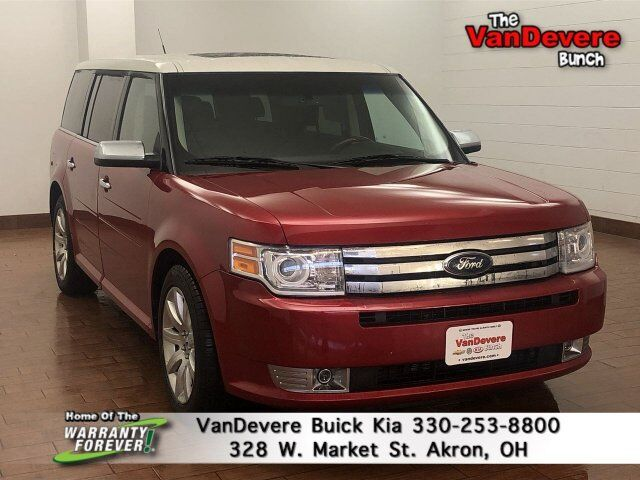 2010 Ford Flex Limited Akron OH