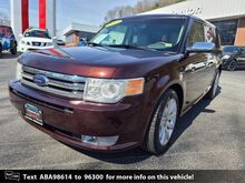 2010_Ford_Flex_Limited_ Covington VA