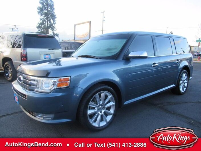 2010 Ford Flex Limited w/Ecoboost Bend OR