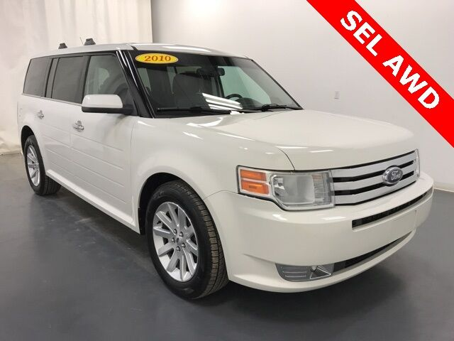 2010 Ford Flex SEL AWD Holland MI