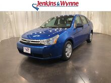 2010_Ford_Focus_4dr Sdn S_ Clarksville TN