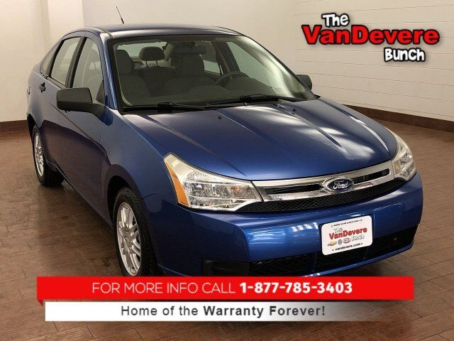 2010 Ford Focus SE Akron OH