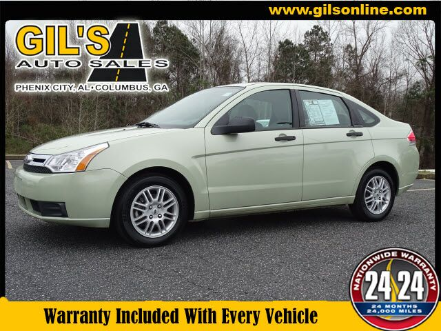 2010 Ford Focus SE Columbus GA