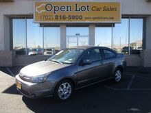 2010_Ford_Focus_SE Coupe_ Las Vegas NV