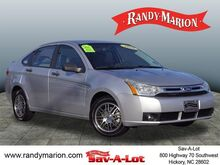 2010_Ford_Focus_SE_ Hickory NC