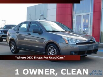 2010_Ford_Focus_SE_ Oklahoma City OK