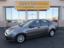 2010_Ford_Focus_SE Sedan_ Las Vegas NV