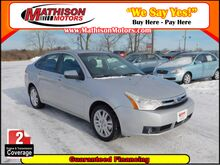 2010_Ford_Focus_SEL_ Clearwater MN
