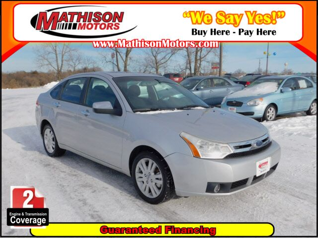 2010 Ford Focus SEL Clearwater MN