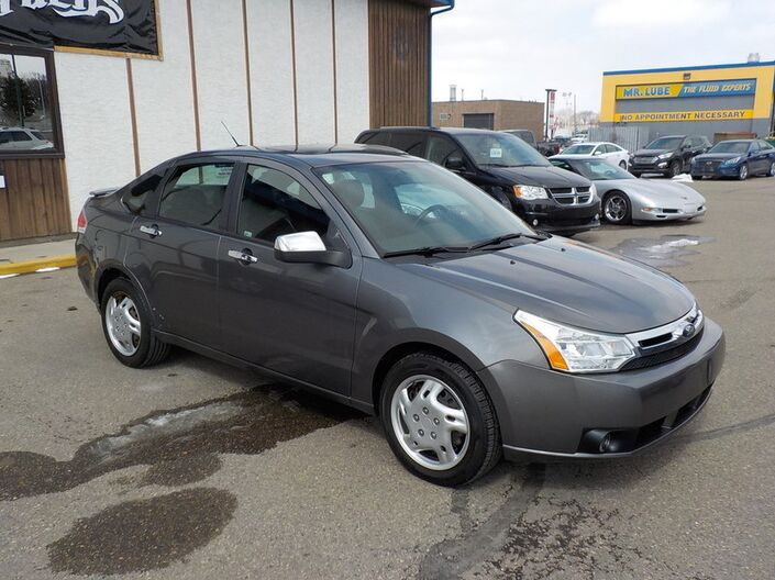 2010 Ford Focus SEL Lethbridge AB