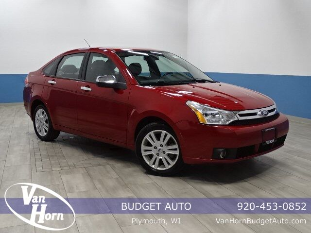 2010 Ford Focus SEL Plymouth WI