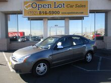 2010_Ford_Focus_SEL Sedan_ Las Vegas NV