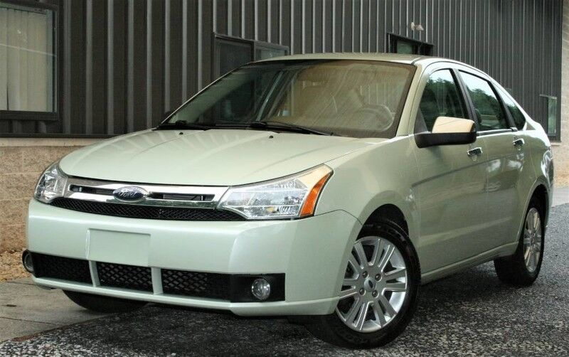 2010 Ford Focus SEL Sykesville MD