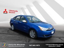 2010_Ford_Focus_SEL_ Libertyville IL