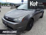2010 Ford Focus SES, Bluetooth, Traction Control, Air Conditioning