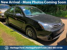 2010 Ford Focus SES South Burlington VT