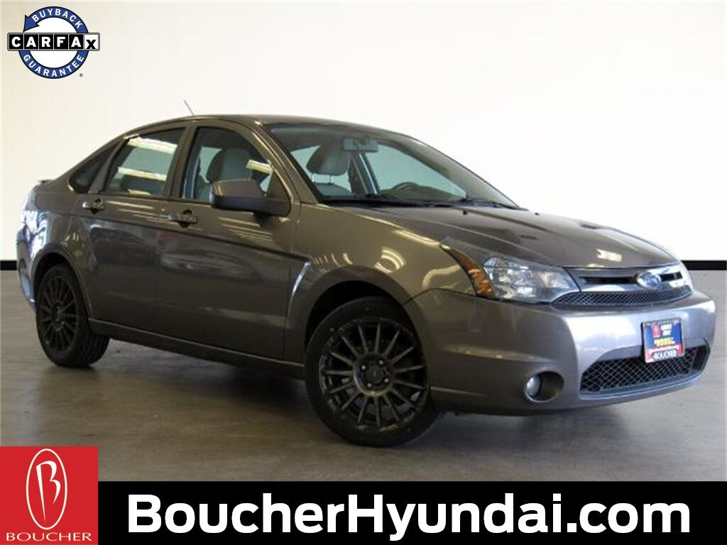 2010 Ford Focus SES Waukesha WI