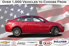 2010_Ford_Focus_Sedan_ Sacramento CA