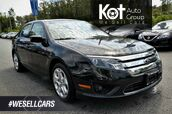 2010 Ford Fusion 4dr Sdn I4 SE FWD. Sunroof! Low KMS! Bluetooth! Winter Tires!
