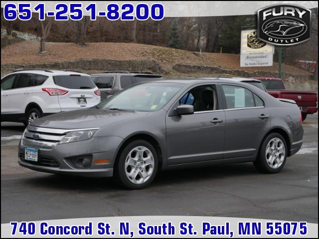 2010 Ford Fusion 4dr Sdn SE FWD Stillwater MN