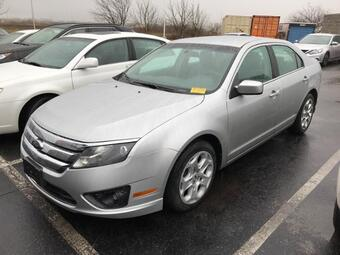 2010_Ford_Fusion_4dr Sdn SE FWD_ Richmond KY
