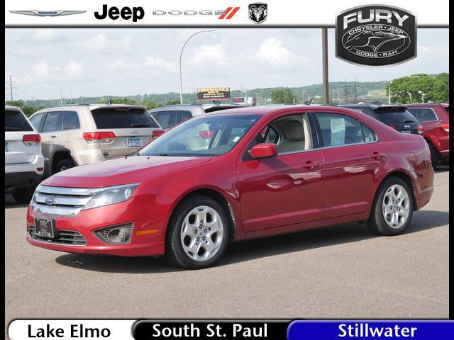 2010 Ford Fusion 4dr Sdn SE FWD St. Paul MN