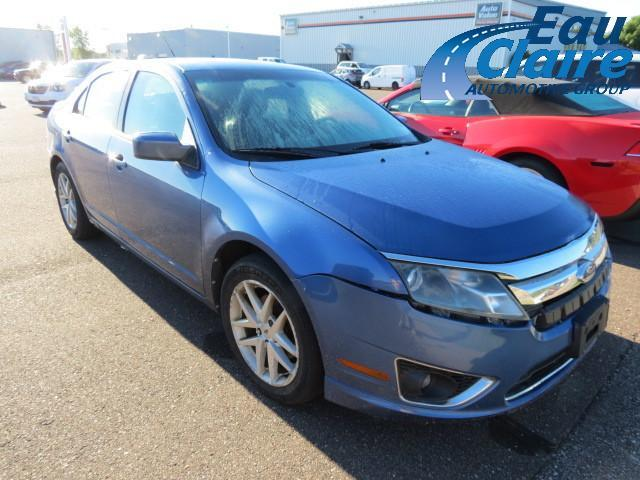 2010 Ford Fusion 4dr Sdn SEL FWD Altoona WI