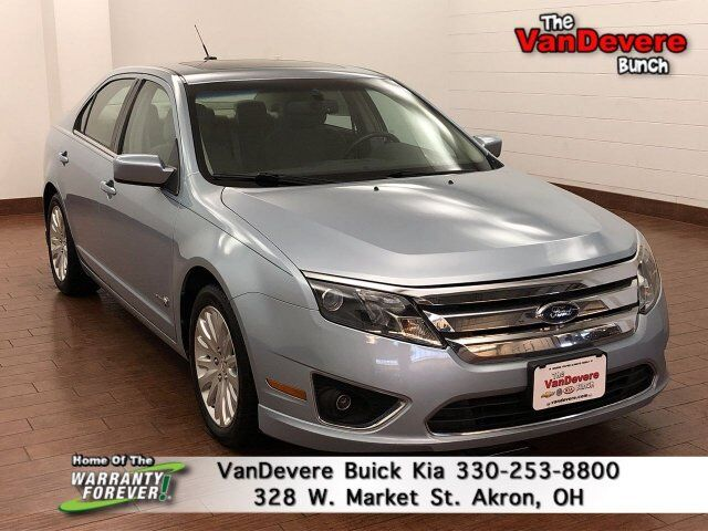 2010 Ford Fusion Hybrid Akron Oh