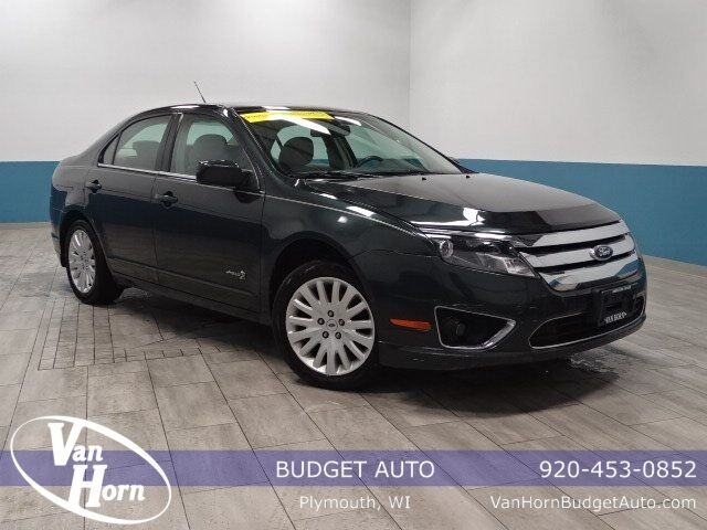 2010 Ford Fusion Hybrid Base Plymouth WI