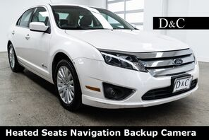 2010_Ford_Fusion Hybrid_Heated Seats Navigation Backup Camera_ Portland OR